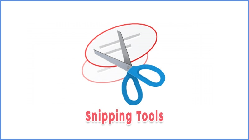 Snipping Tools Aplikasi Screenshoot Pc Gratis